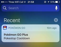 Pokemon Go Cooldown Chart Never Seen This Before Pokestop Cooldown What Causes It