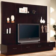flat screen tv wall units. Exellent Screen Brown Flat Screen TV Wall Cabinet Throughout Tv Units