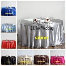 nice looking round satin table cloth for wedding event party decoration 60 inch round tablecloths card table tablecloth from kingxuntexs 65 96 dhgate com