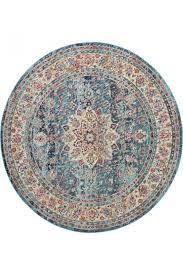 vintage keshan vka01 blue round