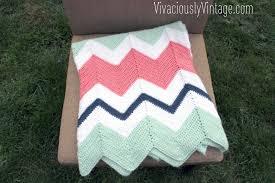 Easy Ripple Crochet Pattern New Design Ideas