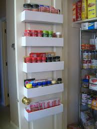Spice Rack For Pantry Door Shelf