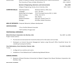 Beautiful Computer Science Resume Template Doc Word Scientist Cv ...