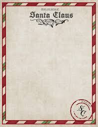 FF Letter from Santa Over the Big Moon