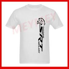 Vertical T Shirt Design Us 12 34 5 Off Print Men T Shirt Summer American Car Fans Srt Hellcat Shirt Vertical Design Challenger Charger T Shirt S 3xl T Shirt In T Shirts