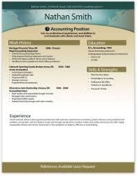 Free Modern Curriculum Vitae Template Professional Resume Templates