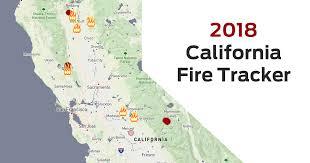 Wine Tracker Map Of California Wine Country Regions California Fire Map 2018