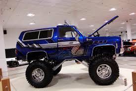 Blazer chevy blazer : 1980 Chevy Blazer Monster Truck - 1 | MadWhips
