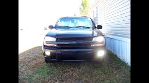 Chevy Blazer Fog Lights Trailblazer Mod Auto On Fogs That Can Be Turned Off With The Factory Fog Light Switch