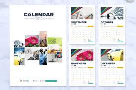 Callendar Planner 2019 Wall Calendar Planner