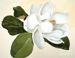 magnolia flower painting magnolia painting painting magnolia bloom by magnolia flower oil paintings