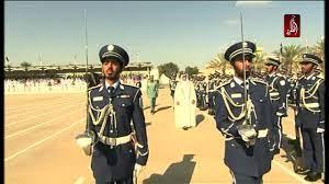 حفل تخريج كلية شرطة أبوظبي الدفعة 26 - YouTube
