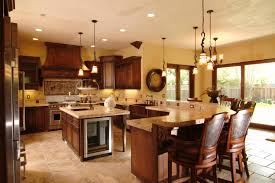 Kitchen With Island Kitchen Island Cost Concrete Countertops Cost Awesome Modern Bar