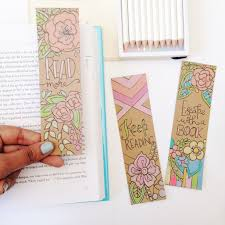 Why not give a bookmark and book to colour in. Free Coloring Bookmarks To Make Your Reading Colorful