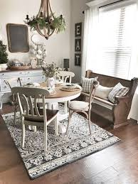 remarkable dining room rug round table and best 25 round tables ideas on home design round