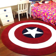 extraordinary captain america curtains image of bedroom round rug flexible decor ideas and window