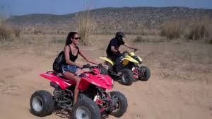 tree house jaipur. ATVs Rides At Tree House Resort, Jaipur #DesiGirlTraveler