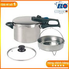 Nồi áp suất bếp từ Elo Praktika Plus XL 6L 6 Lít - Wiki mua