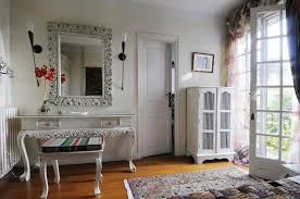 Interior:Chic Country French House Style Interior Ideas French Country  Interiors Design With Classic Vanity