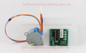 4phase 5v 28byj 48 stepper motor with uln2003 driver board for arduino