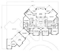 Luxury Floor Plans  An Amazing Mansion Luxury Home Plan  Dream Luxury Floor Plans