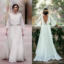 flowy wedding dresses. Discount Glamorous Sexy Wedding Dresses White Modern Flowy Comfy