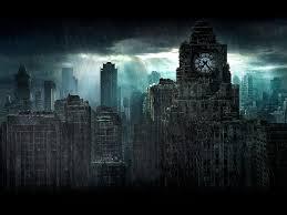 Gotham City Images Background Hd ...