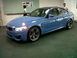 new car launches this year2015 BMW M3 arrives at dealers Indian launch this year  Cars