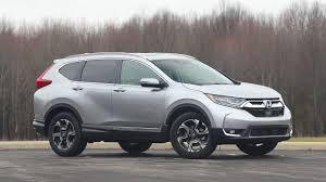 2017 Honda CR-V Review: The Best Gets Better