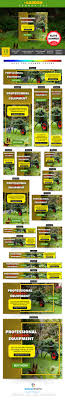 garden banners. Garden Banner - Banners \u0026 Ads Web Elements