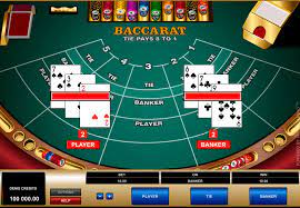 Your objective in this popular card game is to successfully predict whether the player's hand will get closest to a value of 9, the banker's hand will get closest to a value of 9, or that the game will result in a tie. Online Baccarat Play For Real Money Or Free