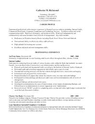 Internal Auditor Resume Internal Resume Template Resume Samples