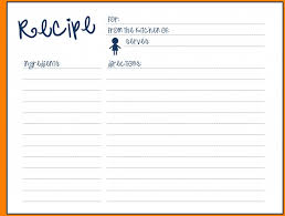 Full Page Recipe Templates 008 Template Ideas Free Recipe For Word Blank Card Simple