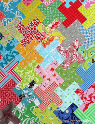 Red Pepper Quilts: Tessellations & Tessellations.