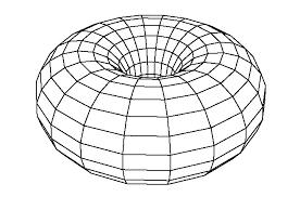 Ответы Mail.ru: Как нарисовать тороид в компасе
