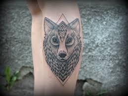 Tetování Wolf Tattoos Alternative Page