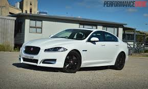 2014 Jaguar XF S-Polaris White  E