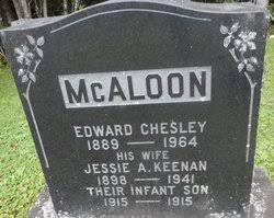 Jessie A Keenan McAloon (1898-1941) - Find A Grave Memorial