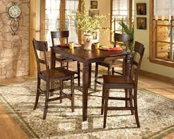 ashley furniture dining room set with high top table and stunning inspiration ideas ashley furniture high top table incredible dining set alluring 3000x2400