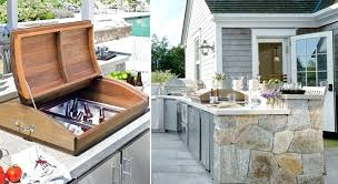 full size of outdoor kitchen design pictures easy ideas homemade insanely clever for your fascinating beer