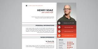 one page resume 10 free one page resume templates freebiesland