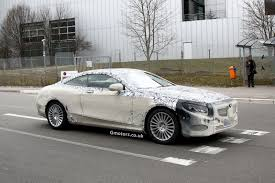 SPY: The 2015 Mercedes-Benz S-Class Coupe (C 217) - latest scoops ...