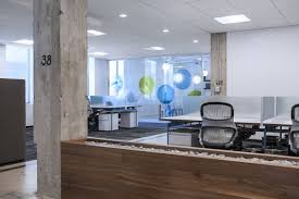 new office interior design. Confidential Public Utility Company New Office Interior Design