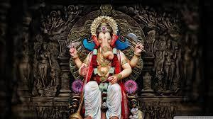 Ganesha Ultra HD Desktop Background ...