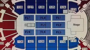 Sold Paul Mccartney Concert Tickets Section 4 Floor Seats