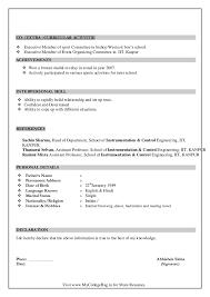cv format in ms word      free download   fillin resume cv format in ms word      free download   jpg