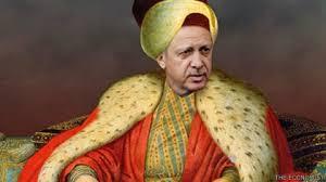 Resultado de imagen de Muerte del sultán Erdogan,