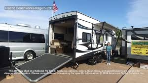 pacific coachworks rage n 22ex the rv report