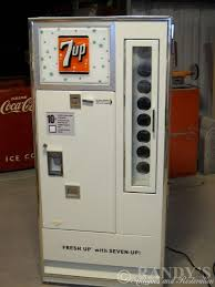 Vintage 7up Vending Machine For Sale Gorgeous Gallery Category Before And After Image After 48Up Antique