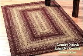 primitive area rugs